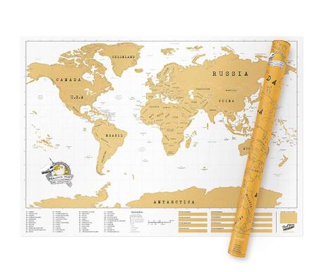 World Kaparós térkép