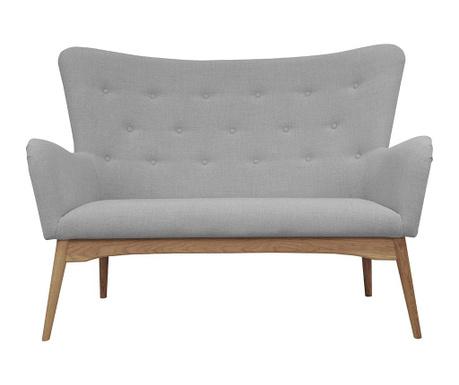 Sofa dwuosobowa Karl Grey