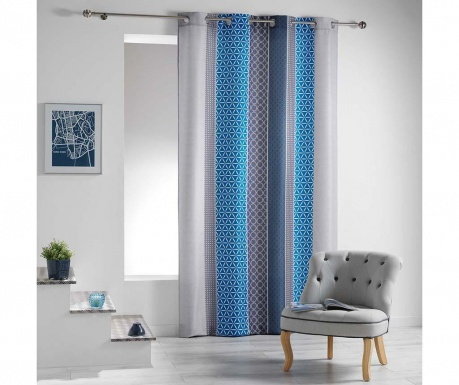 Draperie Galliance Blue 140x260 cm