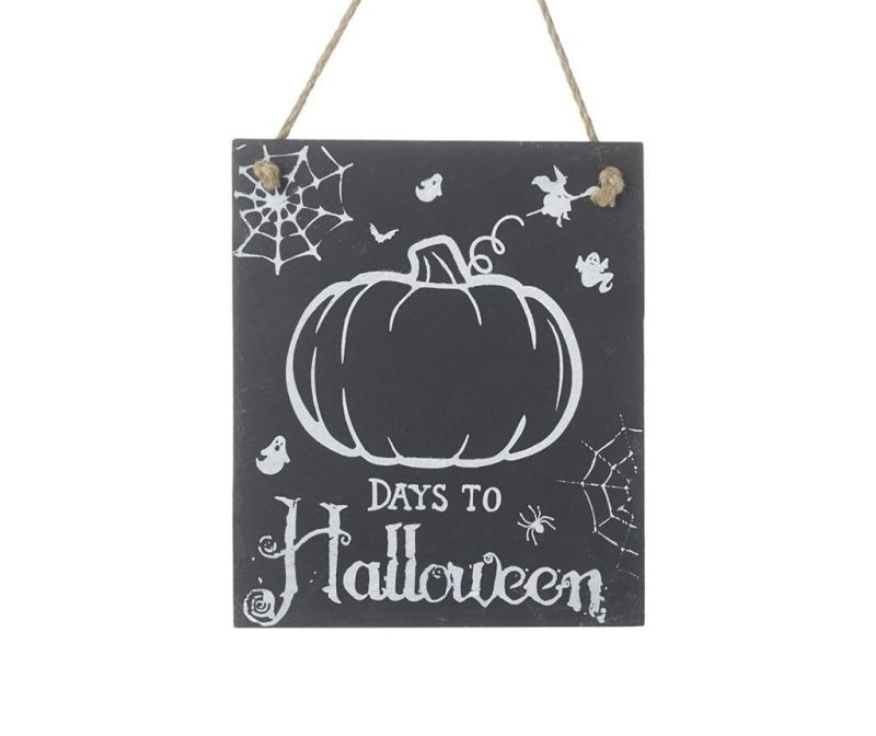 Decoratiune de perete Days to Halloween