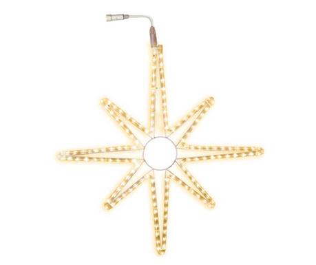 Висяща светеща декорация за екстериор Star Dream