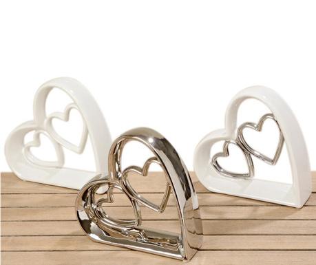 Комплект 3 декорации Heart