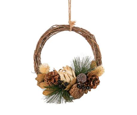 Decoratiune de usa Cones and Pines