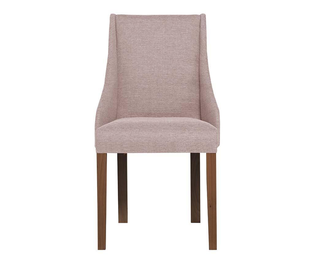 Set 4 scaune Absolu Brown Powder