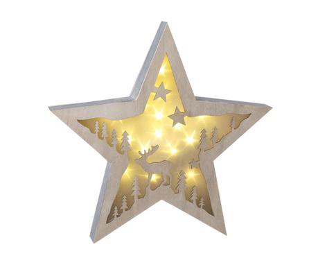 Decoratiune luminoasa Christmas Scene