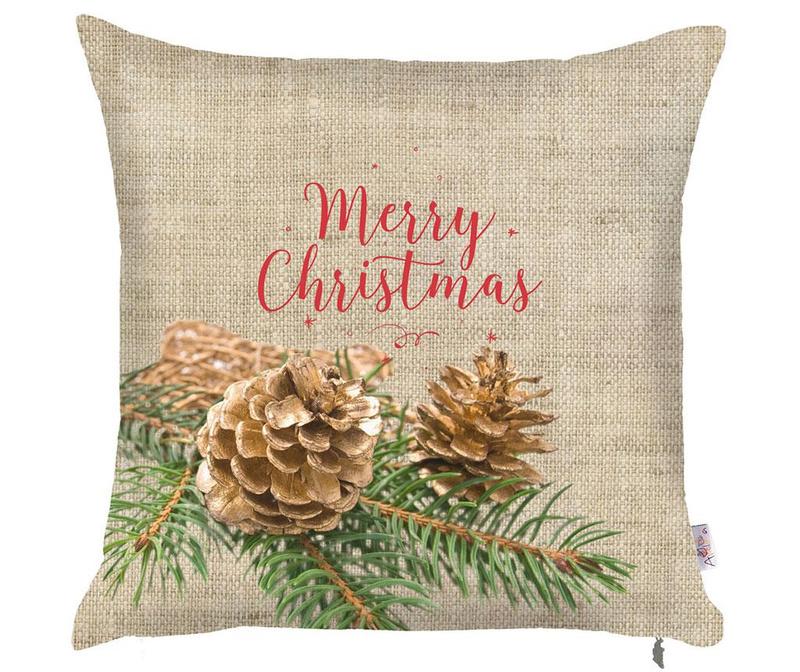 Jastučnica Christmas Pinecone 43x43 cm