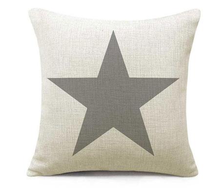Калъфка за възглавница Big Star Reverse Grey 45x45 cm