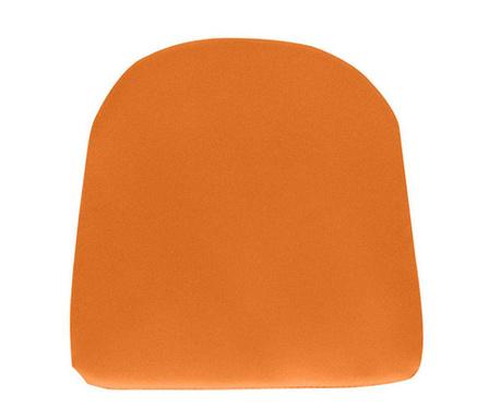 Магнитна възглавница за седалка Terek Ette Orange 31x32 см