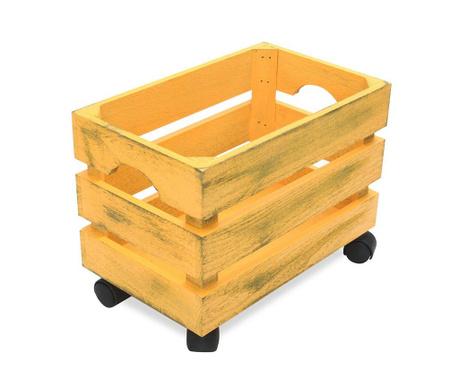Кутия за съхранение Albox Yellow