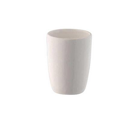 Ποτήρι  μπάνιου Cicely White