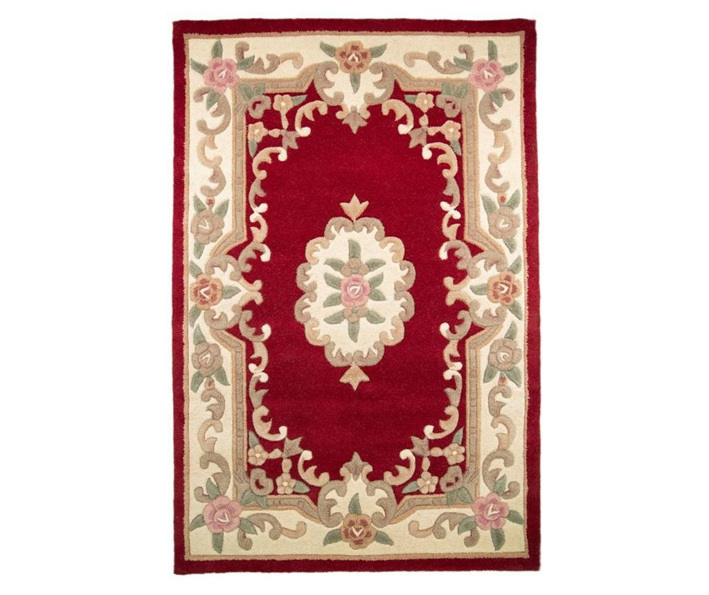 Preproga Aubusson Red 67x210 cm
