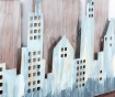 Zidni ukras City Art
