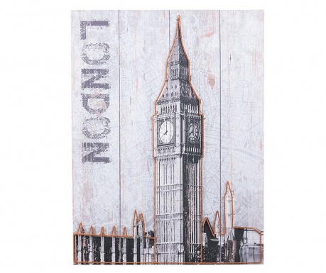 Slika London Big Ben 60x80 cm