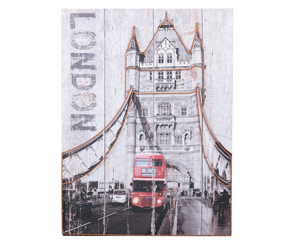 Obraz London Bridge 60x80 cm