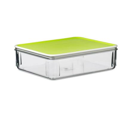 Κουτί αποθήκευσης τροφίμων  με καπάκι Randall Lime 850 ml