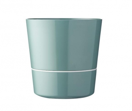 Γλάστρα με σύστημα αυτόματου ποτισμού Hydro Green