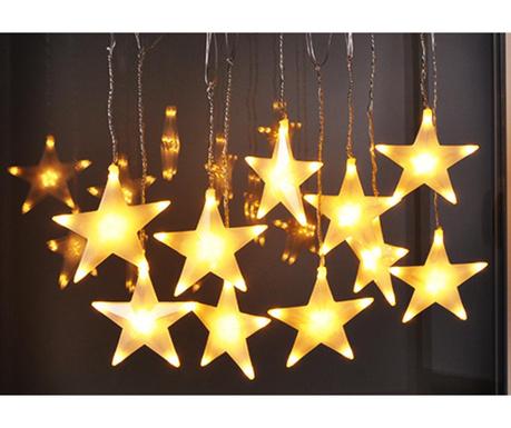 Girlanda świetlna Star Deco