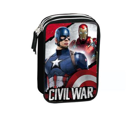 Civil War Felszerelt tolltartó