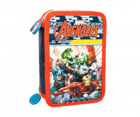 The Avengers Felszerelt tolltartó