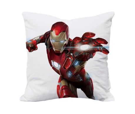 Iron Man Párnahuzat 63x63 cm