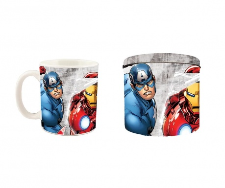 The Avengers Bögre és persely
