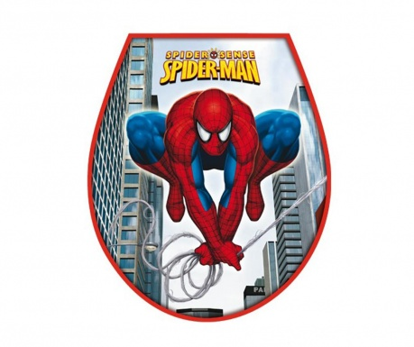 Spider-Man Matrica WC-ülőkére