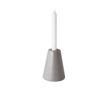 Podstavec se svíčkou Vulcano Grey M