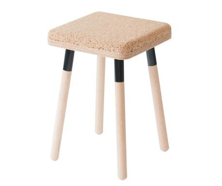 Židlička Marco Black