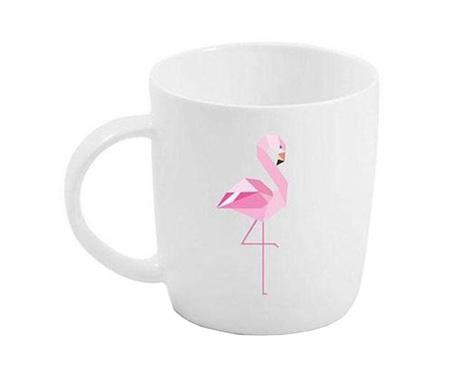 Flamingo Bögre 370 ml