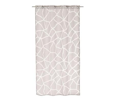 Záclona Korinth White 140x260 cm