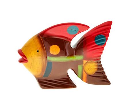 Samba Fish Dísztárgy