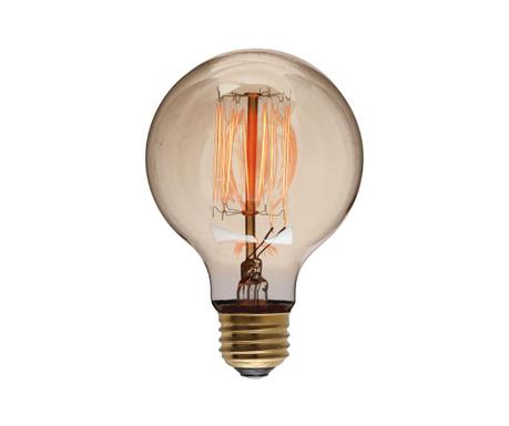 LED žárovka E27-4W Retro Globe 80