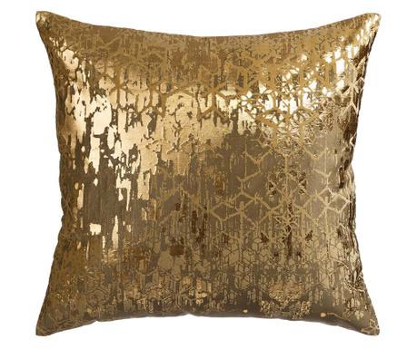 Perna decorativa Geometric Gold 60x60 cm