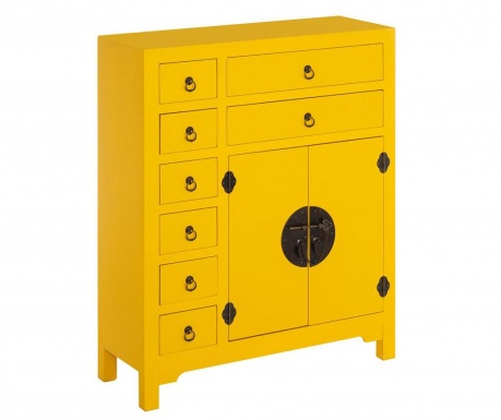 Bufet dolny Verena Evio Yellow