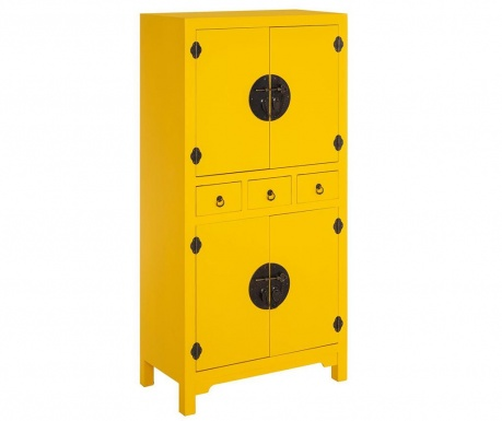 Kredenca Verena Yellow