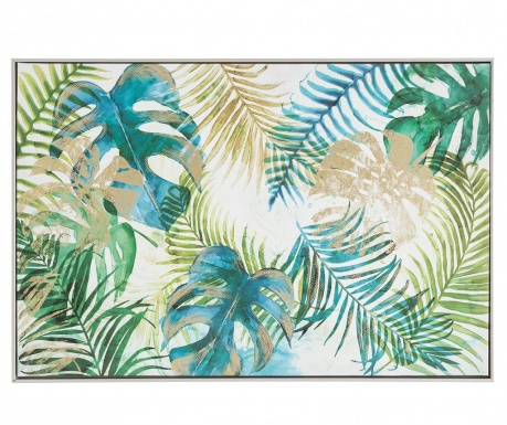 Tablou Exotic Vegetation 62x92 cm