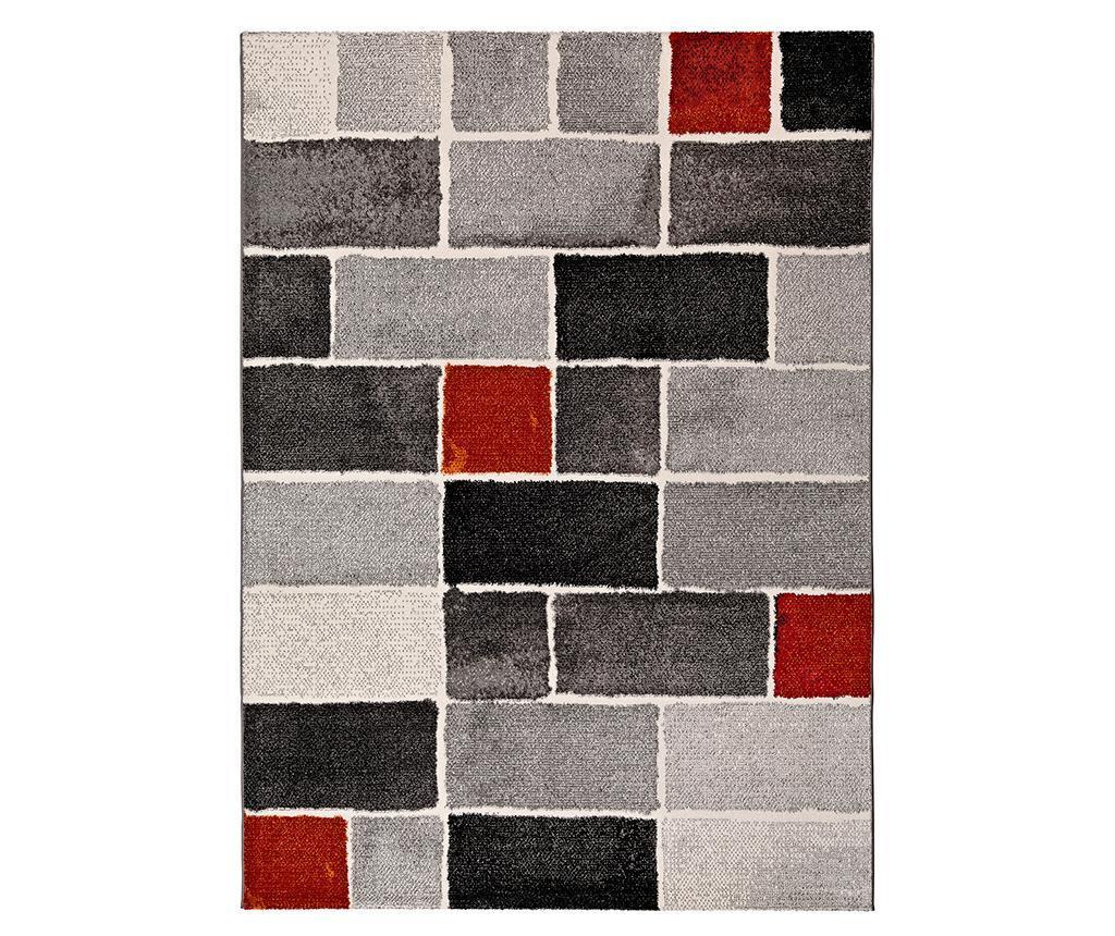 Covor Lucy Grey 60x120 cm