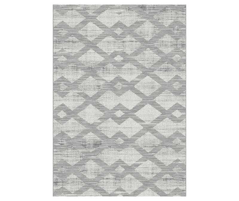 Koberec Adra Grey 57x110 cm