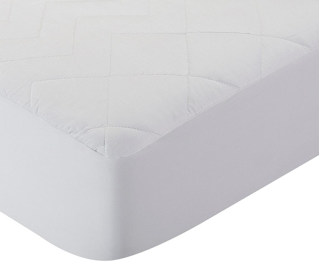 Husa matlasata impermeabila pentru saltea patut Anti Allergic 60x120 cm