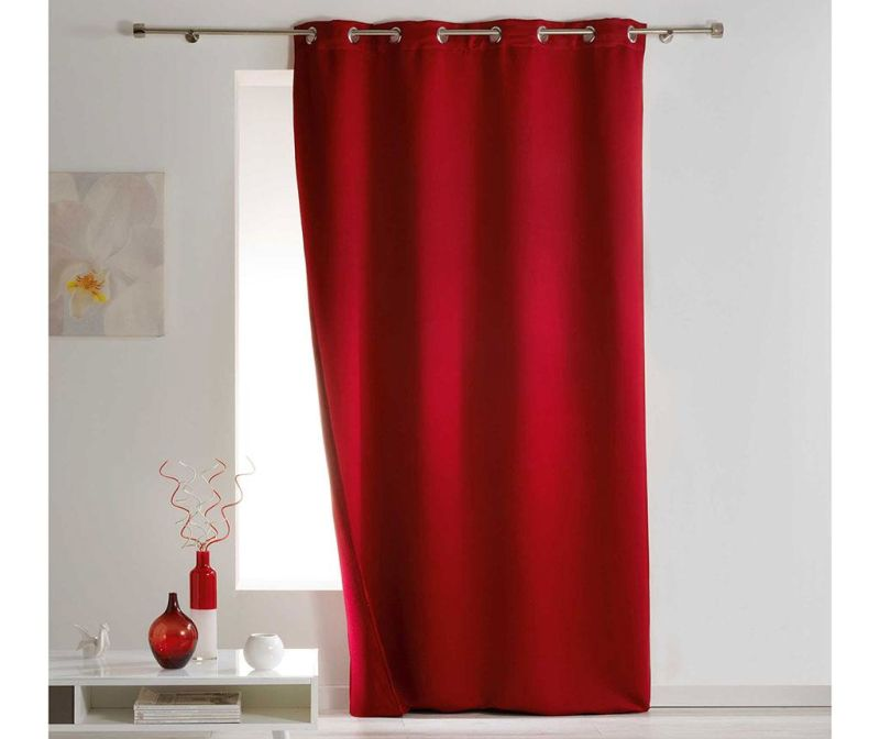 Závěs Covery Red 140x260 cm