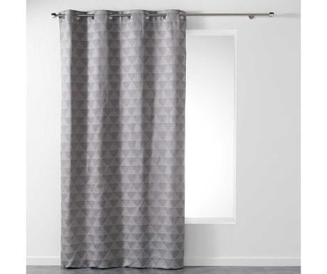 Závěs Triomy Grey 140x260 cm