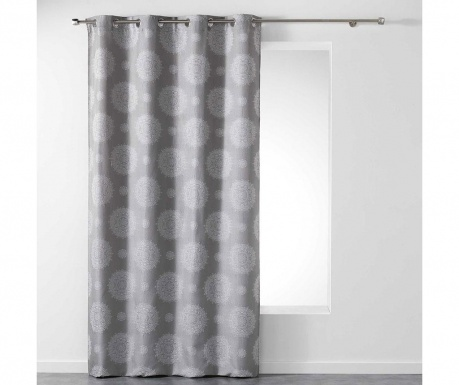 Závěs Rosella Grey 140x260 cm