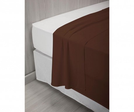 Rjuha Percale Quality Brown