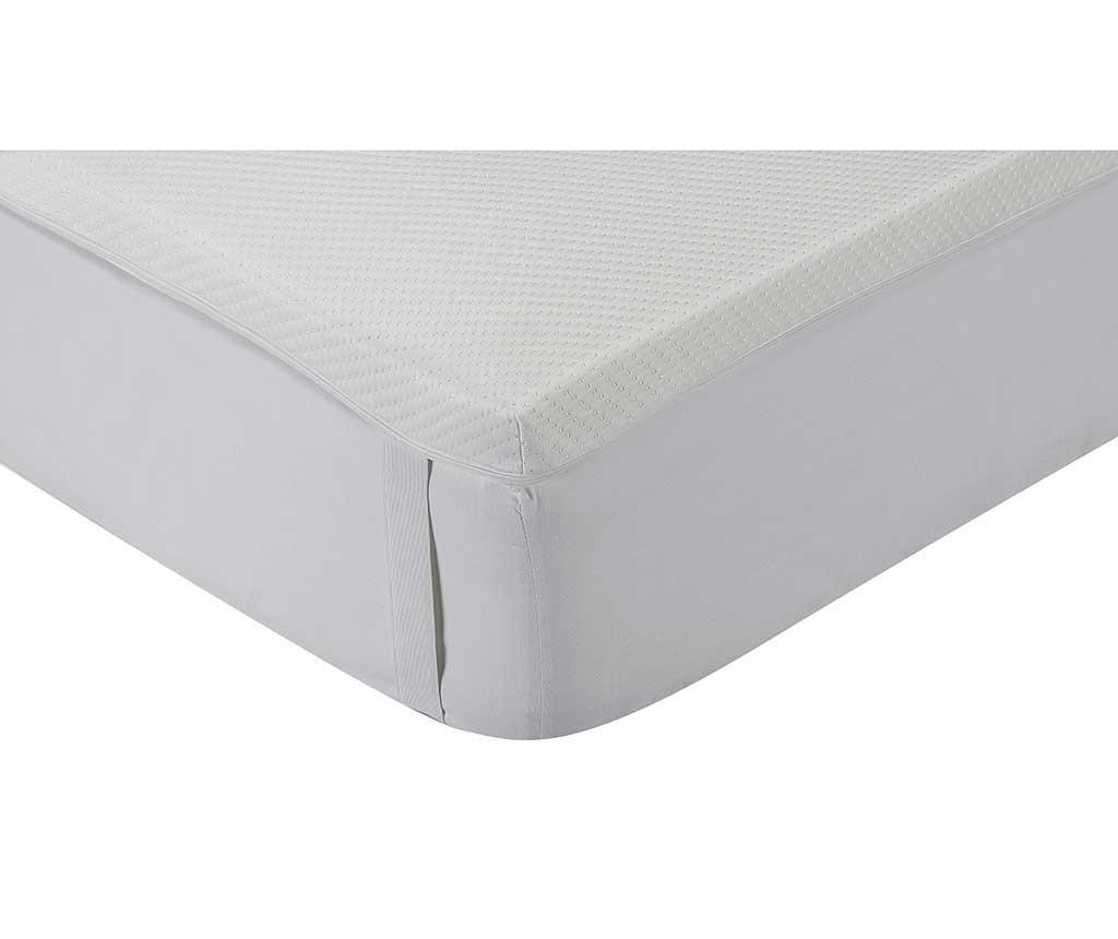 Saltea aditionala Topper Classic Blanc Dreamlike 160x190 cm