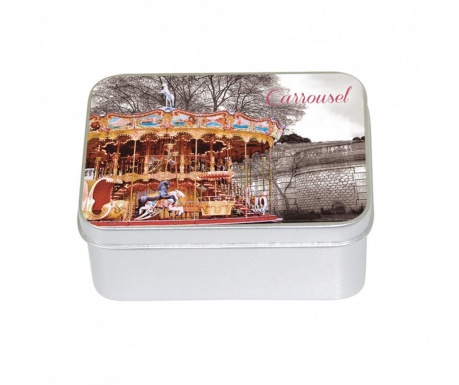 Carrousel Apple Szappan dobozban fedővel