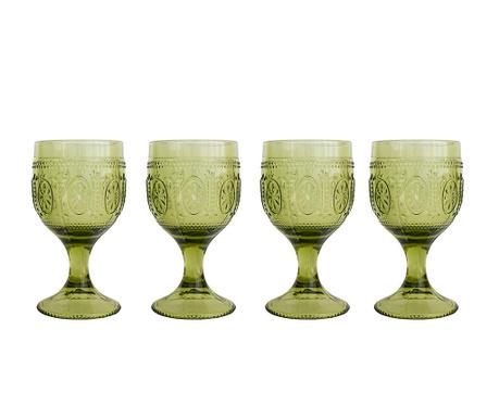 Zestaw 4 kieliszków do wina William Green