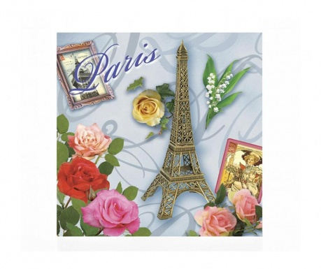 Odświeżacz powietrza do szafy Tour Eiffel Rose