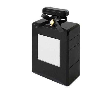 Škatla za nakit Perfume Black