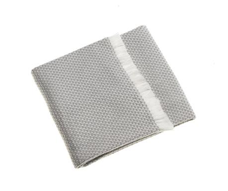 Priročna odeja Baby Zen Light Grey 75x110 cm