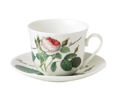 Rose Breakfast Csésze és kistányér